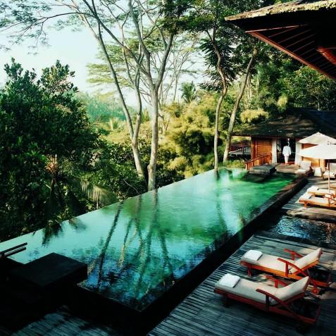 COMO Shambhala Estate, Bali - Tirta Ening Residence - Pool