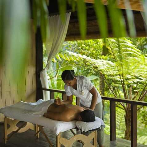 COMO Shambhala Estate, Bali - Kedara Treatment Pavilion
