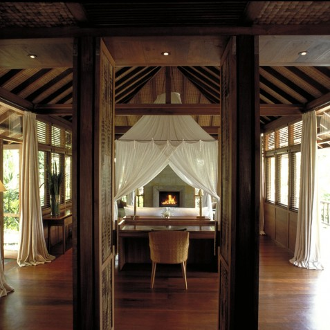 COMO Shambhala Estate, Bali - Wanakasa Residence - COMO Suite