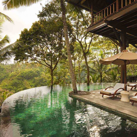 COMO Shambhala Estate, Bali - Wanakasa Residence - Pool