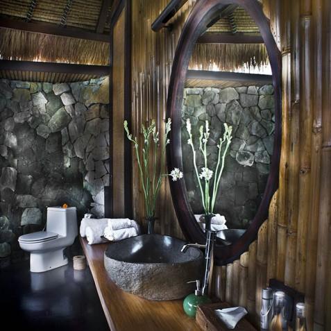 Fivelements Puri Ahisma, Bali - Bidadari Suite Bathroom