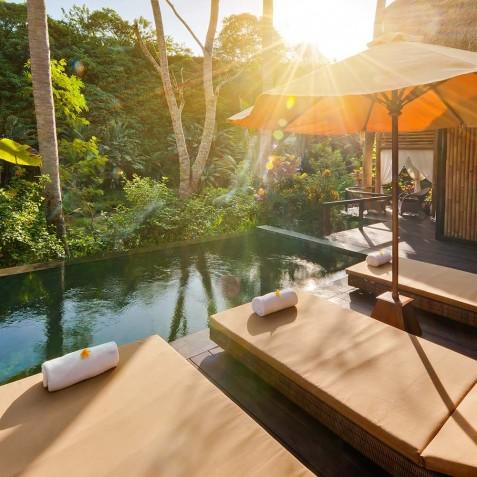 Fivelements Puri Ahisma, Bali - Bidadari Suite - 2 Bedrooms