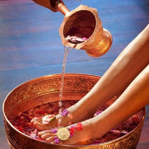 Fivelements Puri Ahisma, Bali - Foot Cleanse