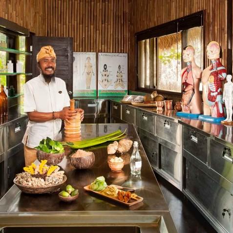 Fivelements Puri Ahisma, Bali - Beauty Sanctuary Laboratory