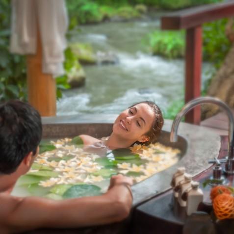 Fivelements Puri Ahisma, Bali - Beauty Sanctuary Spa Baths