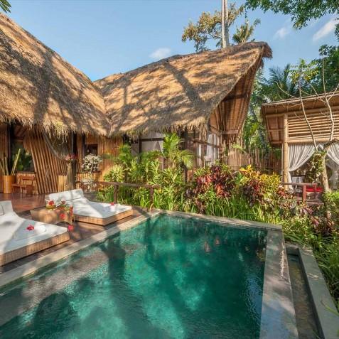 Fivelements Puri Ahisma, Bali - Bidadari Suite Plunge Pool
