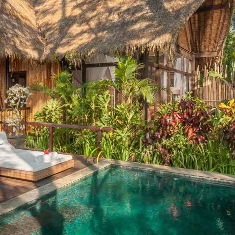 Fivelements Puri Ahisma, Bali - Bidadari Suites - Pool