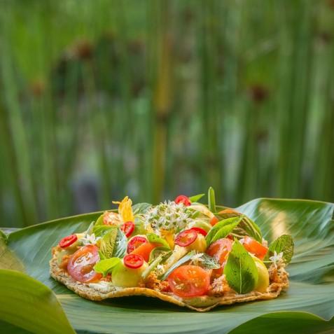 Fivelements Puri Ahisma, Bali - Cuisine