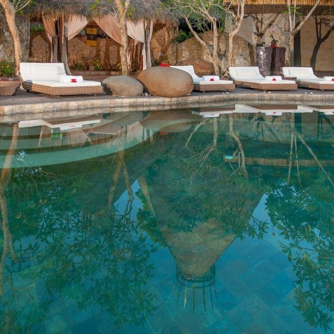 Fivelements Puri Ahisma, Bali - Poolside