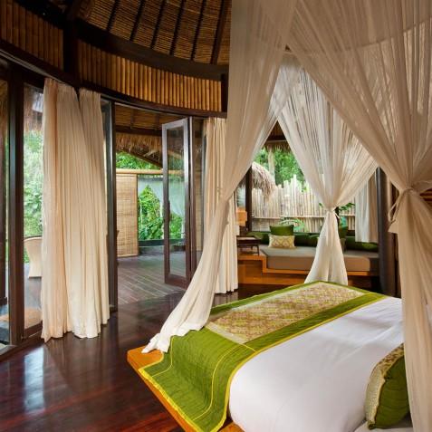 Fivelements Puri Ahisma, Bali - Riverfront Suite