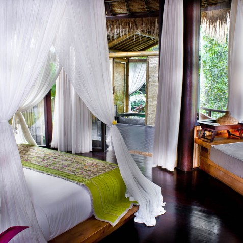 Fivelements Puri Ahisma, Bali - Riverfront Suite Interior