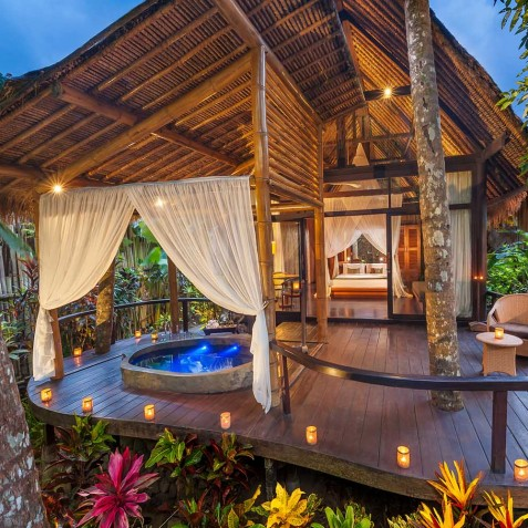 Fivelements Puri Ahisma, Bali - Riverside Suites