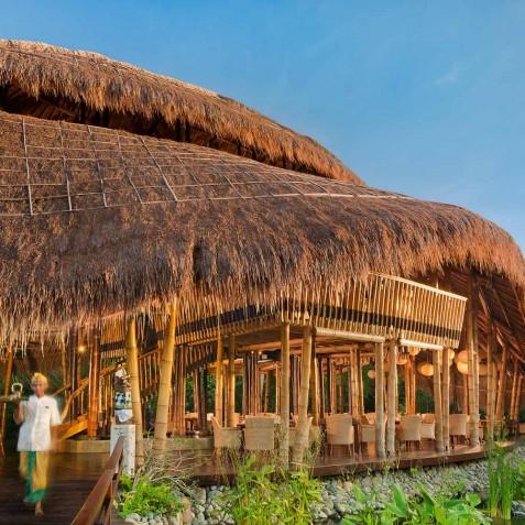 Fivelements Puri Ahisma, Bali - Sakti Dining Area