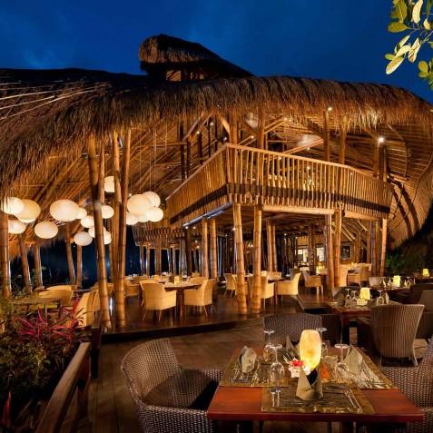 Fivelements Puri Ahisma, Bali - Sakti Dining Room