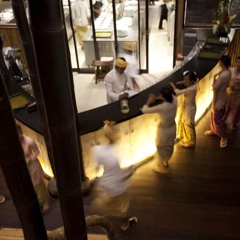 Fivelements Puri Ahisma, Bali - Dining Room Staff