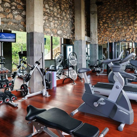 Semara Luxury Villa Resort - Gym