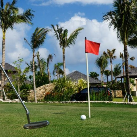Semara Luxury Villa Resort - Putting Green