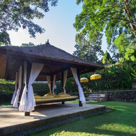 Sukhavati Ayurvedic Retreat & Spa, Bali - Relaxation Area