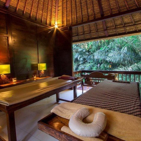 Sukhavati Ayurvedic Retreat & Spa, Bali - Spa Room