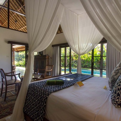 Sukhavati Ayurvedic Retreat & Spa, Bali - Villa Chintanami - 1BR Pool Villa