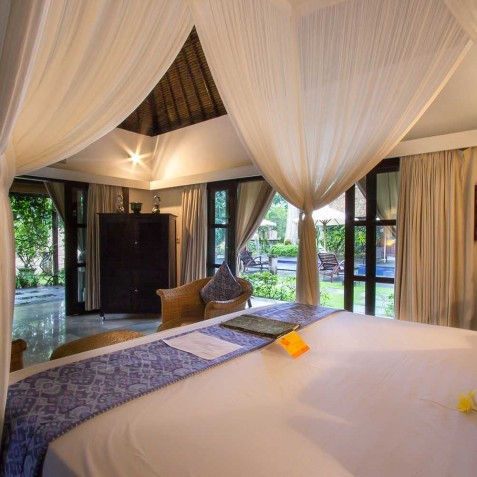 Sukhavati Ayurvedic Retreat & Spa, Bali - Villa Manjushri - 1BR Luxury Villa