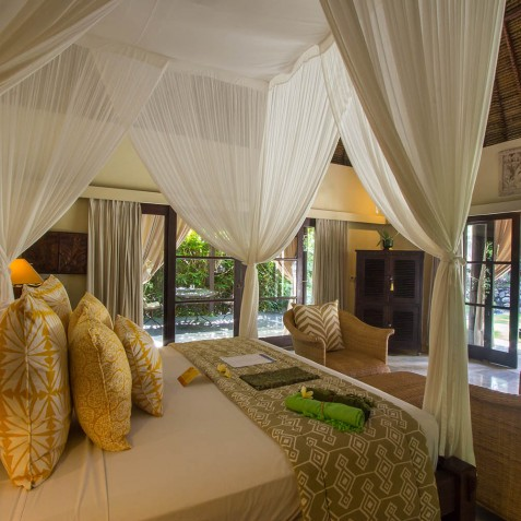 Sukhavati Ayurvedic Retreat & Spa, Bali - Villa Samanthabha - 1BR Luxury Villa
