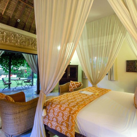 Sukhavati Ayurvedic Retreat & Spa, Bali - Villa White Tara - 1BR Luxury Villa