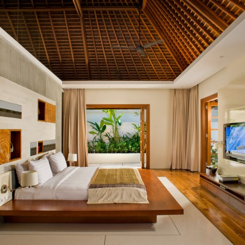The Istana Bali - North East Bedroom - Uluwatu, Bali