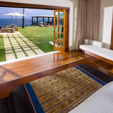 The Istana Bali - North West Bedroom - Uluwatu, Bali