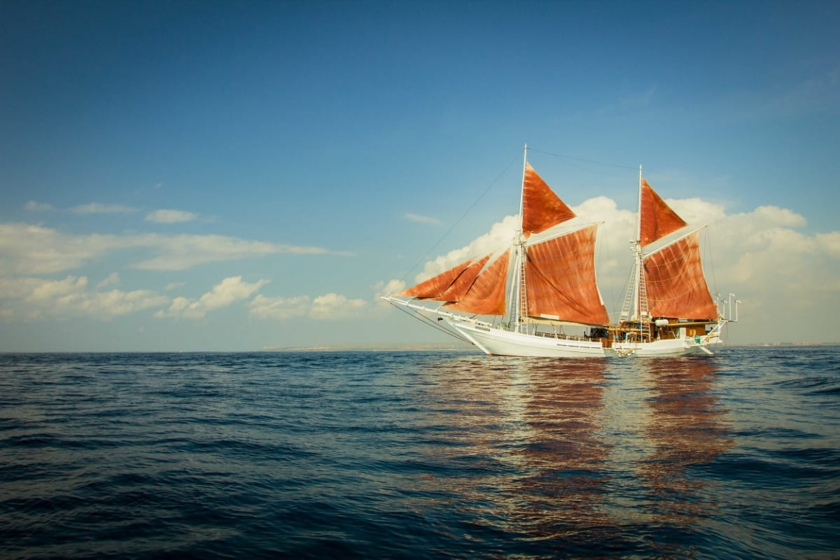 The Katharina - Indonesian Yacht Charters - Ultimate Bali Collection