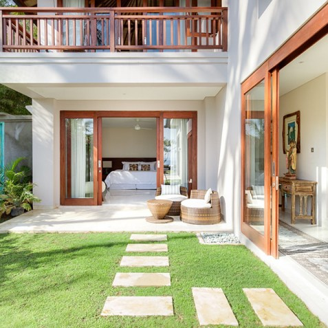 Tirta Nila Beach House, Candidasa, Bali - Guest Bedroom