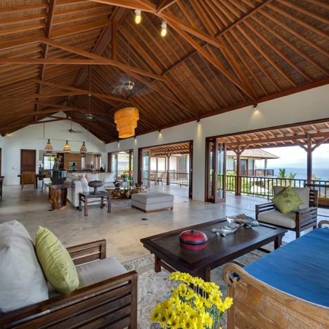 Villas Asada, Candidasa, Bali - Indoor Living