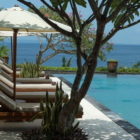 Villas Asada, Candidasa, Bali - Pool View