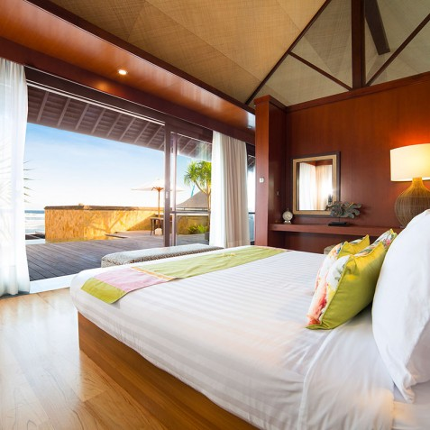 Villa Bayu Gita Beachfront Bali - Master Suite One