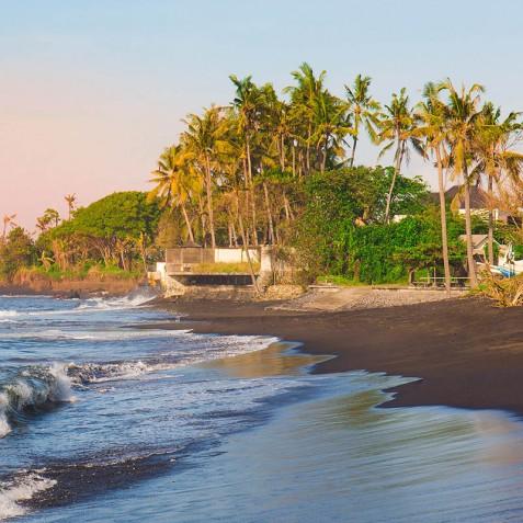 Villa Bayu Gita Beachfront Bali - Beach