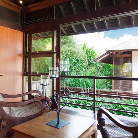Villa Bayu Gita Residence Bali - Balcony