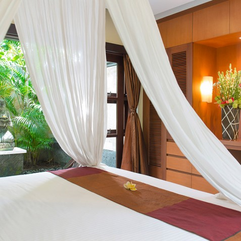 Villa Bayu Gita Residence Bali - Bedroom One