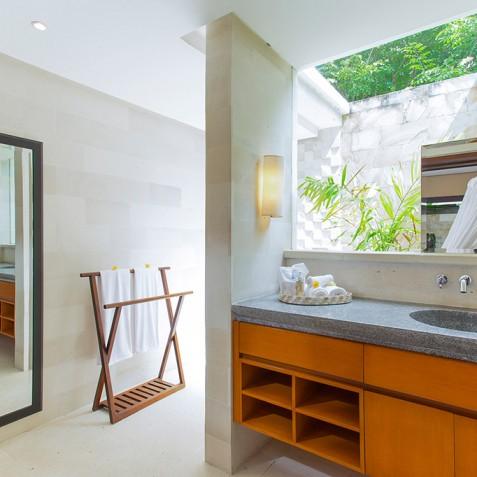 Villa Bayu Gita Residence Bali - Bedroom Three Ensuite