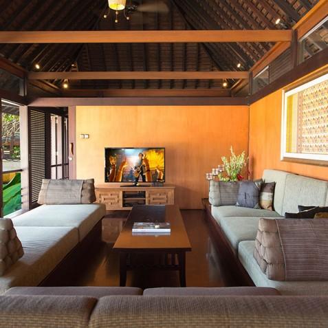 Villa Bayu Gita Residence Bali - Media Room