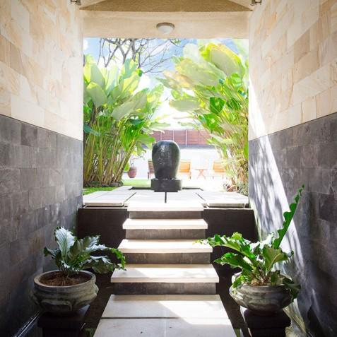 Villa Bayu Gita Residence Bali - Pathway to Pool