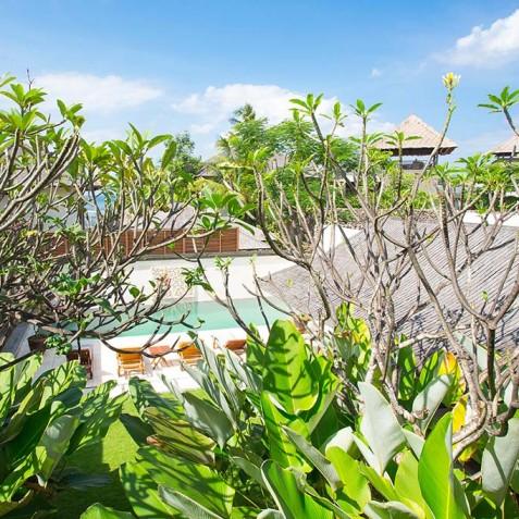 Villa Bayu Gita Residence Bali - Pool View
