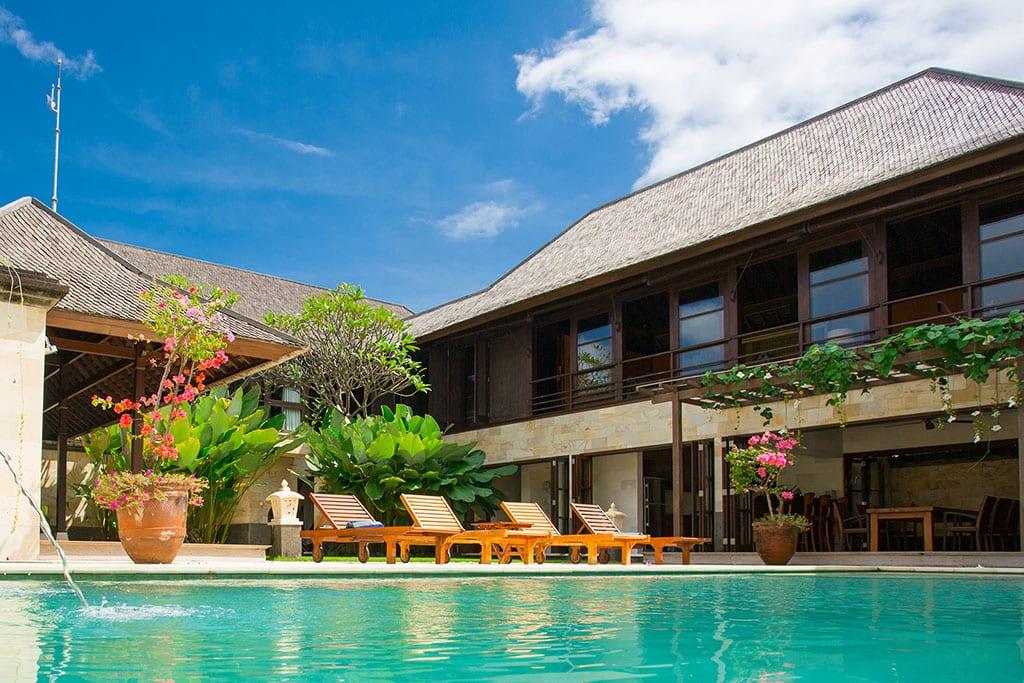 Villa Bayu Gita Residence Bali - Pool