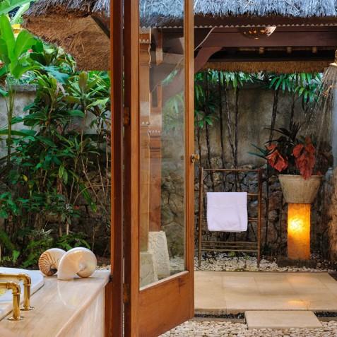 Villa Bayuh Sabbha - Guest Bathroom Three - Uluwatu, Bali