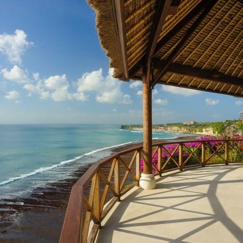 Villa Bayuh Sabbha - Cliftop Bale - Uluwatu, Bali
