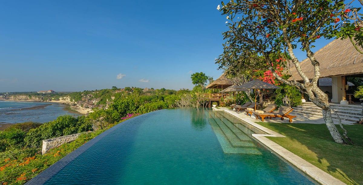 Villa Bayuh Sabbha - Pool - Uluwatu, Bali