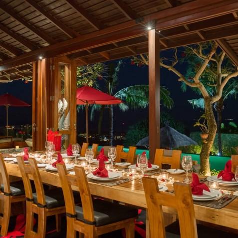 Villa Capung Bali - Dining