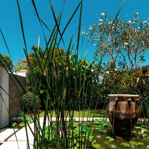 Villa Capung Bali - Entrance