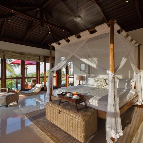 Villa Capung Bali - Master Suite