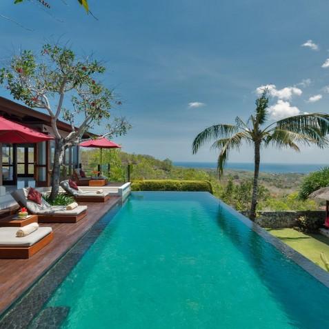 Villa Capung Bali - Pool
