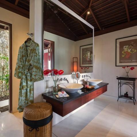 Villa Capung Bali - Vanity